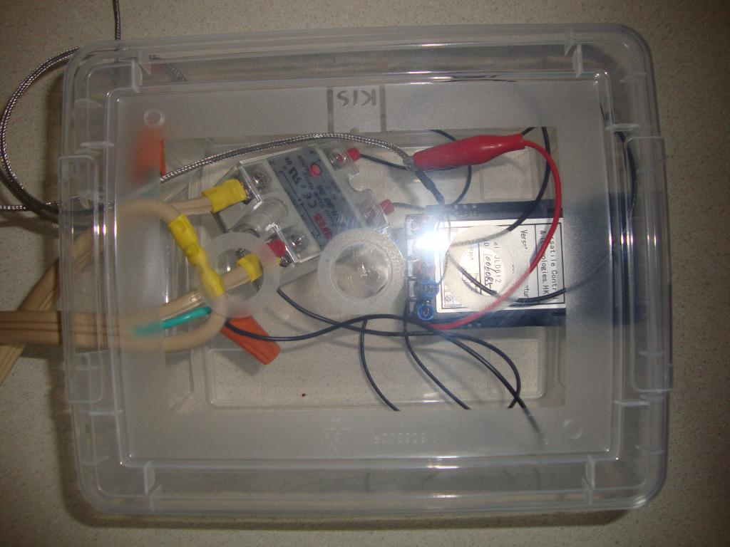 Sous Vide Cooking Page 1 Small Golden Sceptre Gfci Problem Encountered Electrical Diy Chatroom Home Improvement Update